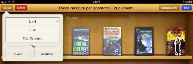 categorie libri
