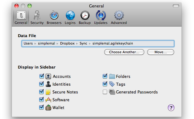 1password dropbox