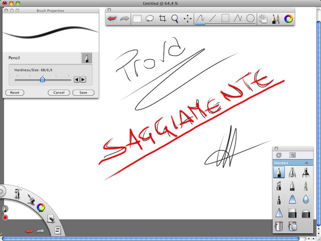 Si pu usare l 39 ipad come una tavoletta grafica per mac e pc - Tavola grafica per pc ...
