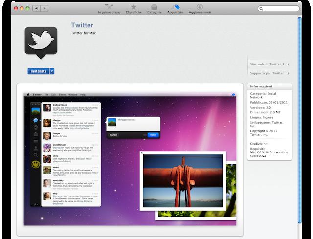 twitter per mac