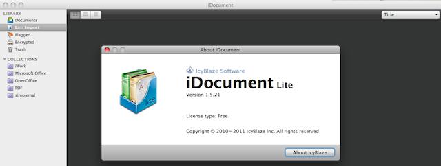 document lite