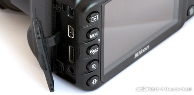 NikonD3100-uscita HDMI