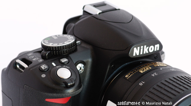 NikonD3100-particolare