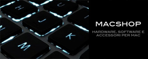 MacShop HARDWARE, SOFTWARE E ACCESSORI PER MAC