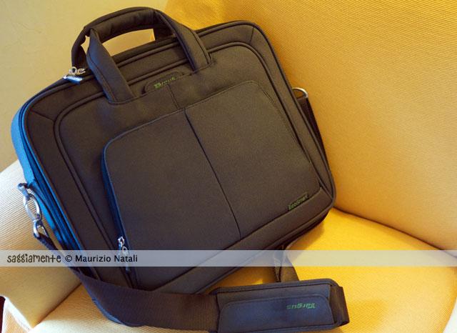 recensione borsa targus tcc017eu per macbook pro. Black Bedroom Furniture Sets. Home Design Ideas