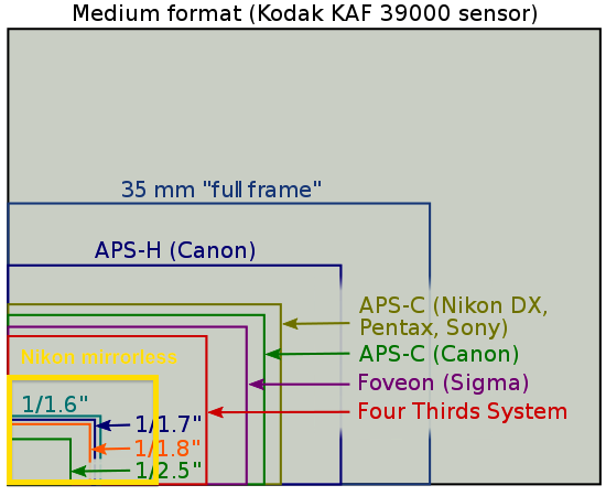 Sensor-size-diagram