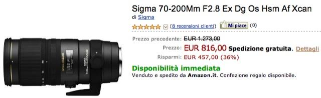 sigma 70-200 canon
