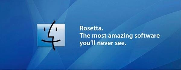 Rosetta page