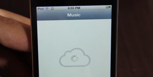 iCloud-Music