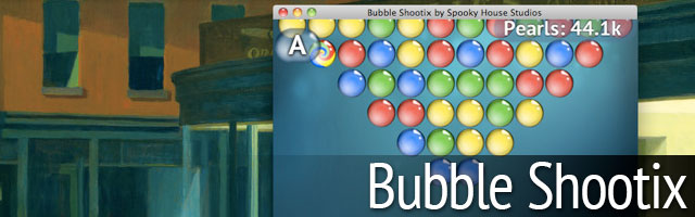 Bubble-Shootix