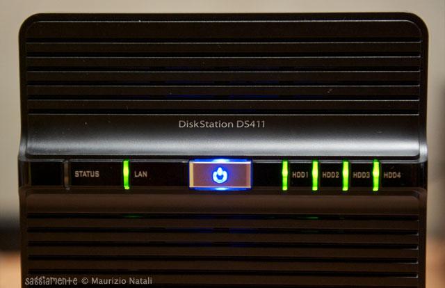 DS411-led