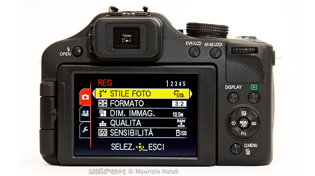 fz150-controlli