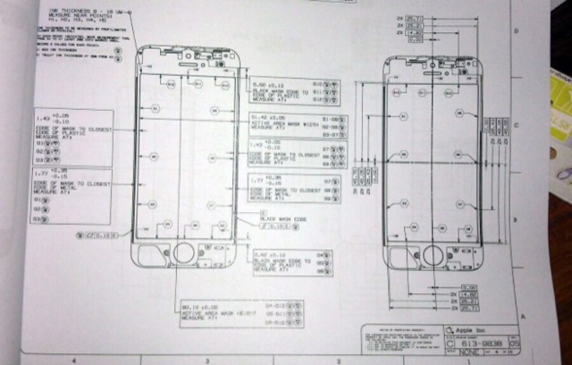 iphone-5-4-inch-schematic
