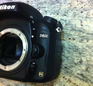 Nikon-D600-mount