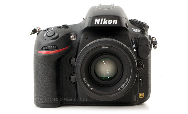 Nikon-D800-fronte-50mm