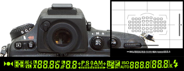 Nikon-D800-mirino