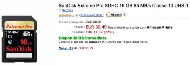 sandisk-extreme-pro-16gb-offerta