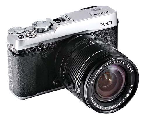 Fuji-X-E1-silver