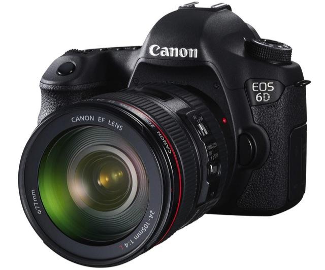 EOS 6D FSL w EF 24-105mm L
