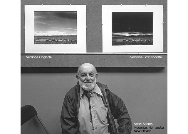 Ansel-Adams-with-straight-and-fine-print-of-Moonrise