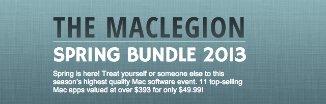 maclegionspring2013bundle