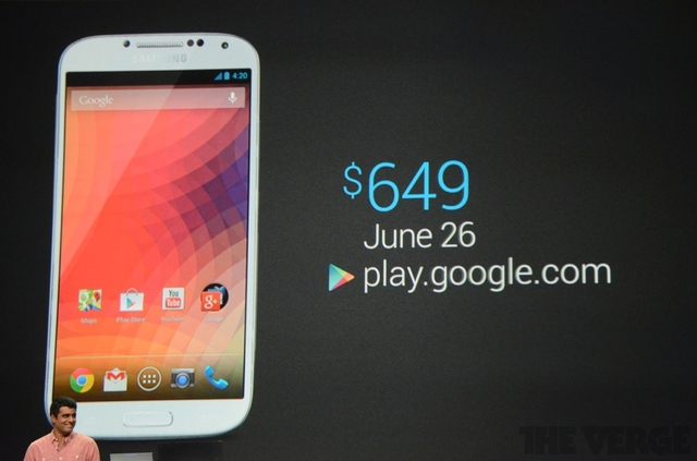 google-s4-android