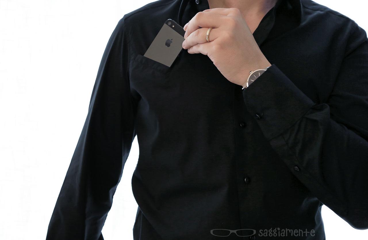 come localizzare l'iphone dal PCH