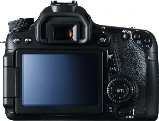 Canon 70d retro