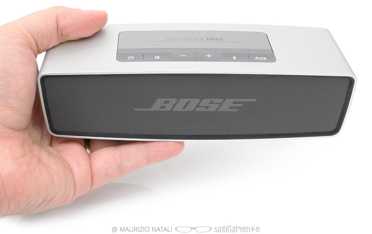Recensione bose soundlink mini piccola la dimensione - Impianto stereo per casa bose ...