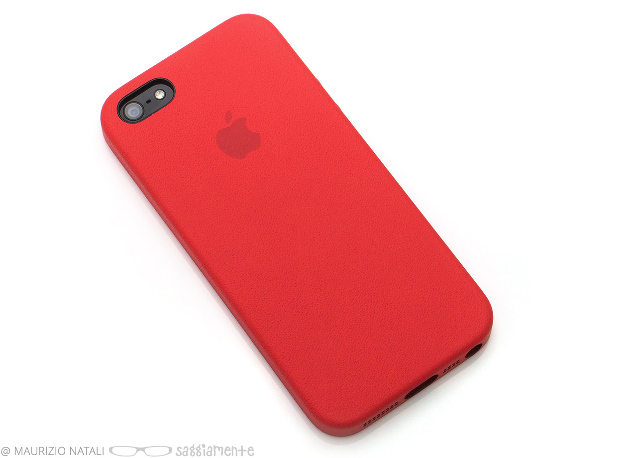 prezzo custodia in pelle iphone 5