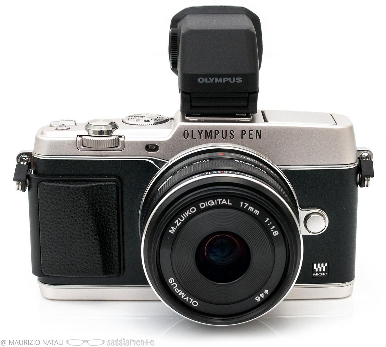 olympus-pen-ep5-vf4-front