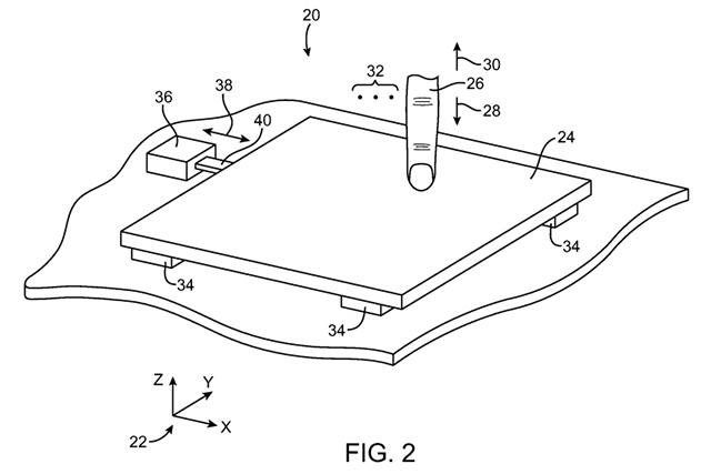 trackpad-patent