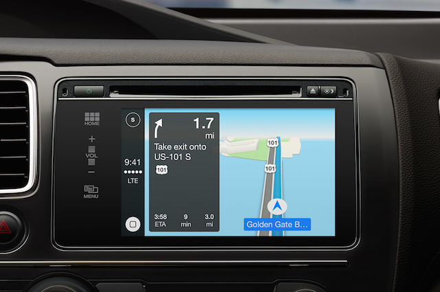 carplay-mappe