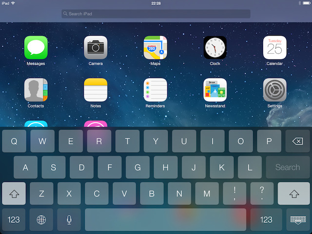 Keyboard-and-Search-iOS-7-iPad