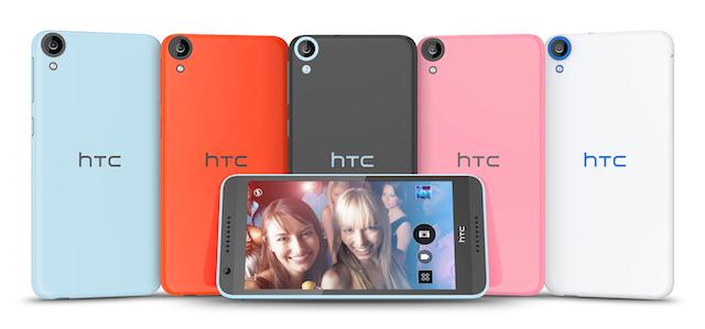 HTC Desire 820 Group