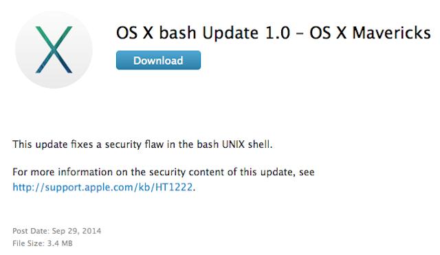 bash-update