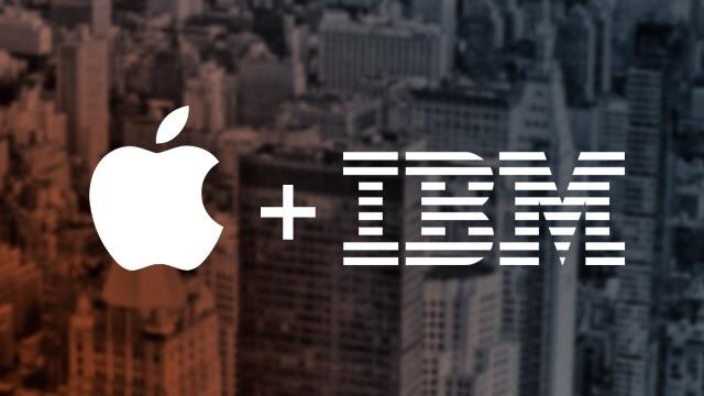 Apple-IBM-app