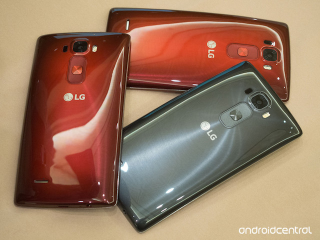 LG G Flex 2 Will Be Presented By 2015 At The CES in January