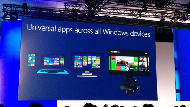 Universal AppsUniversal AppsUniversal Apps