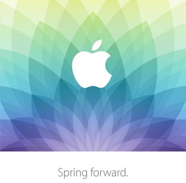 apple event 9 marzo