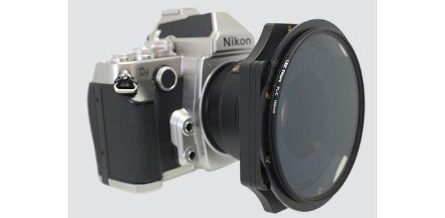Nisi Holder portafiltri 150mm per Obiettivi diametro 105mm