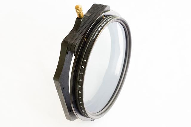 polarizer-holder
