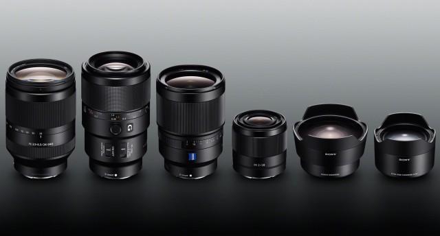 Sony-new-lenses