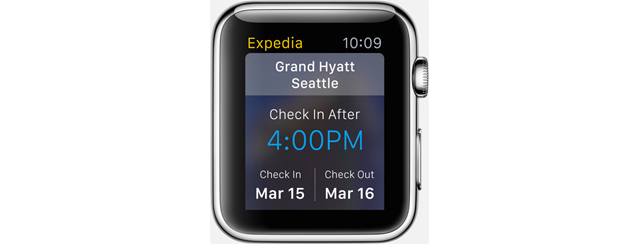 expediaapplewatch