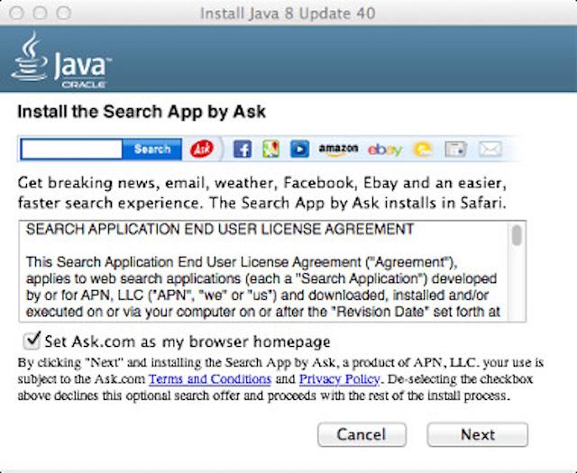 installerjavaadware