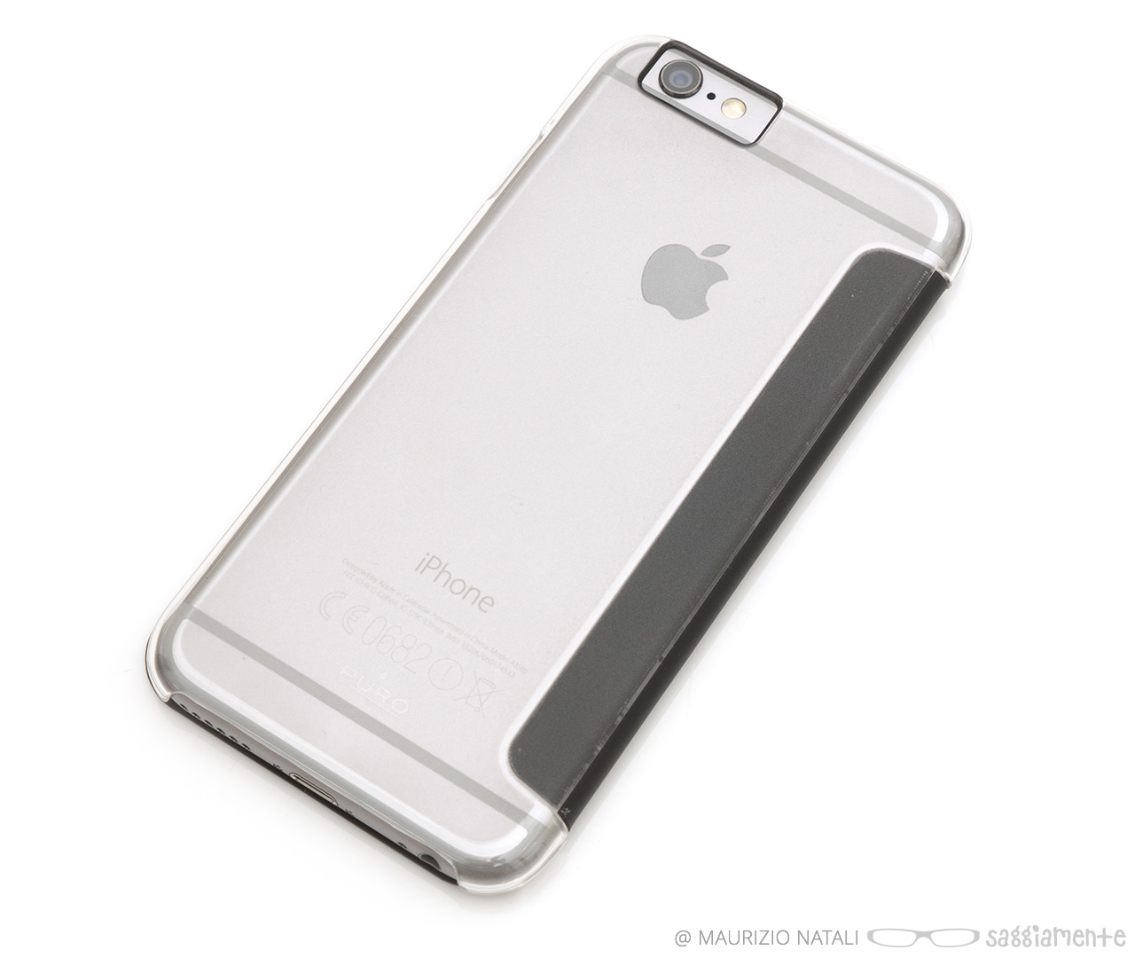 custodia libro iphone 6