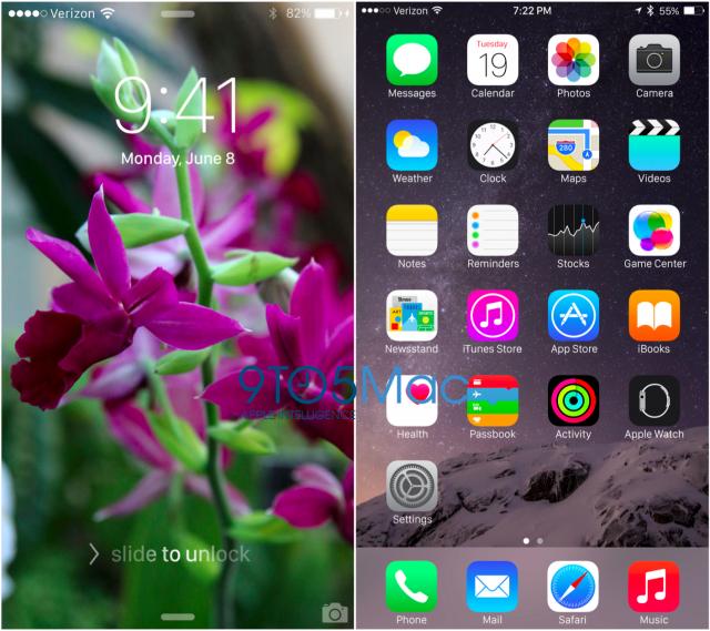 iOS 9, possibile passaggio al font San Francisco e nuova app Home