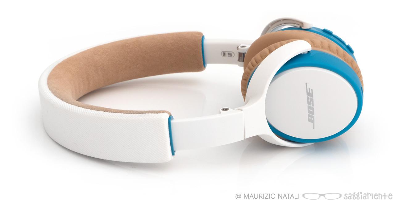 Recensione: Bose SoundLink On Ear, cuffie Bluetooth compatte