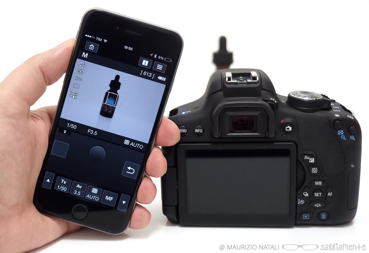 Recensione Canon 750d E 760d La Ribelle Si Sdoppia Compie Un Eos Kit Ef S18 55mm Is Stm Eos750d 750 D Wifi