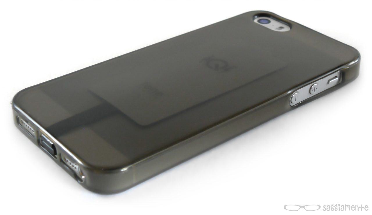 custodia ricarica wireless iphone 5